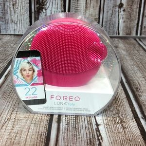 Foreo Luna Fofo Silicone Skin Cleansing Brush